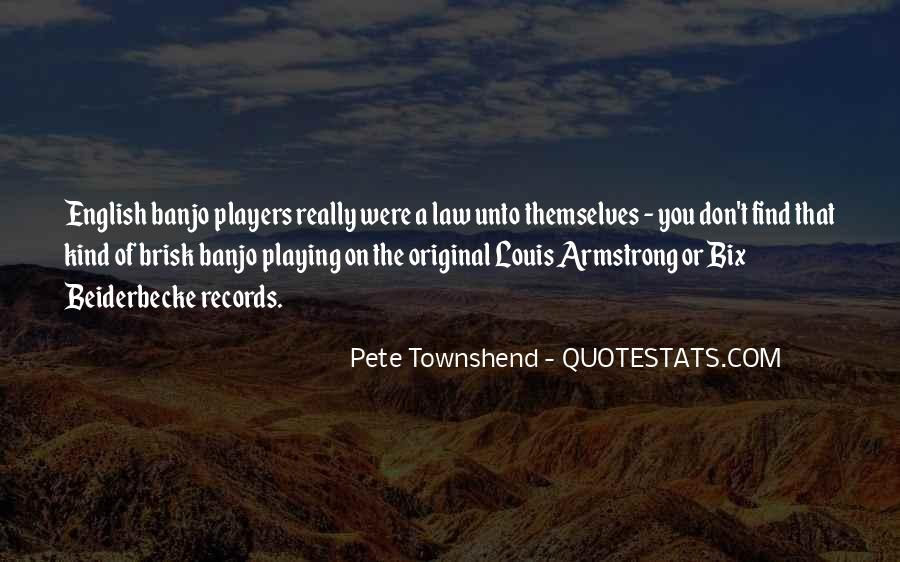 Quotes About Playing Records #1067432
