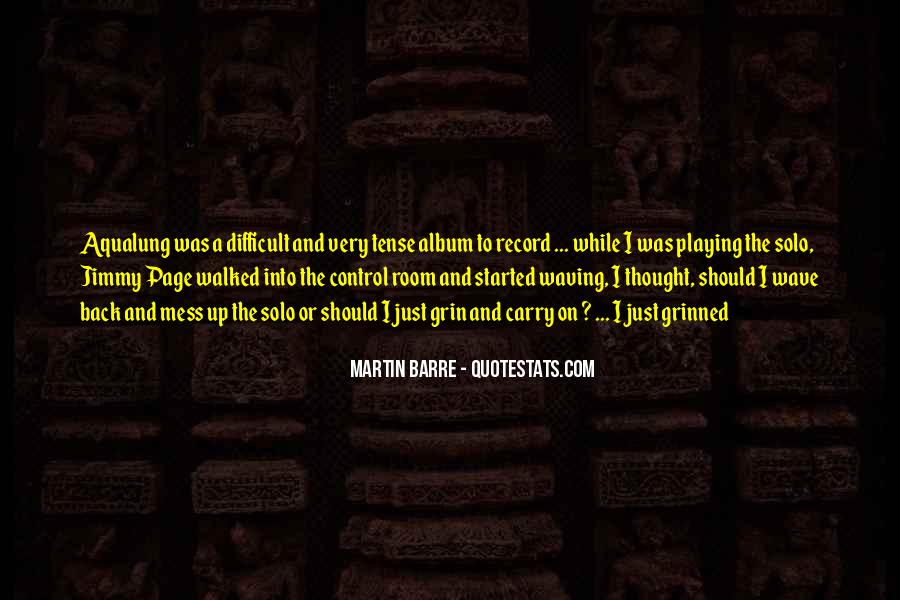 Quotes About Playing Records #1087779