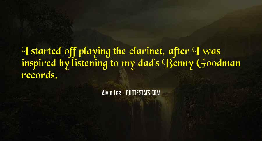 Quotes About Playing Records #1283147