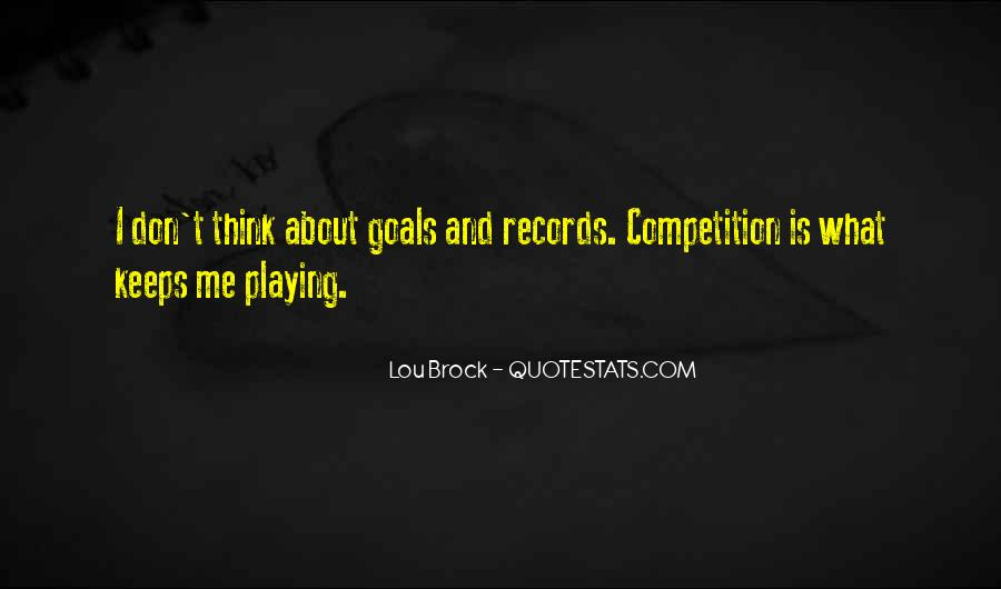 Quotes About Playing Records #1386385