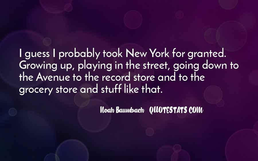 Quotes About Playing Records #1618440