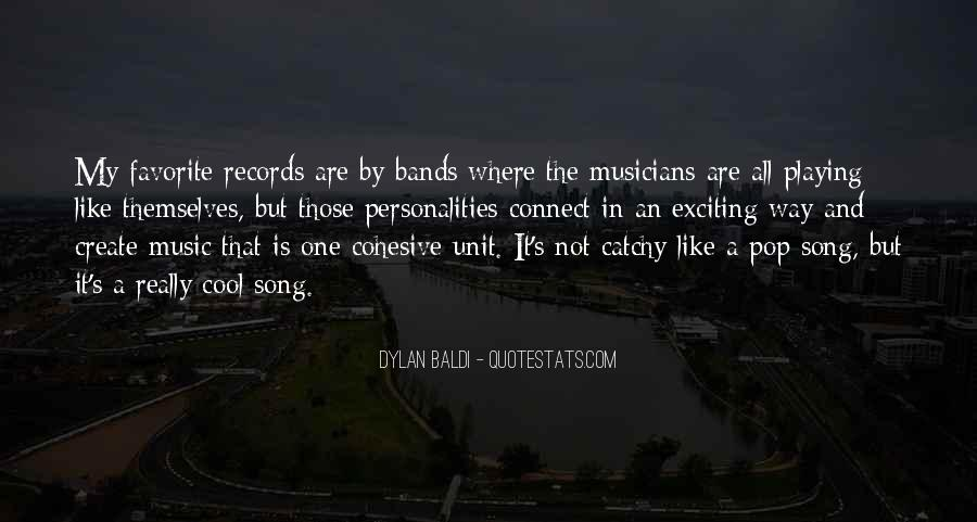 Quotes About Playing Records #802752