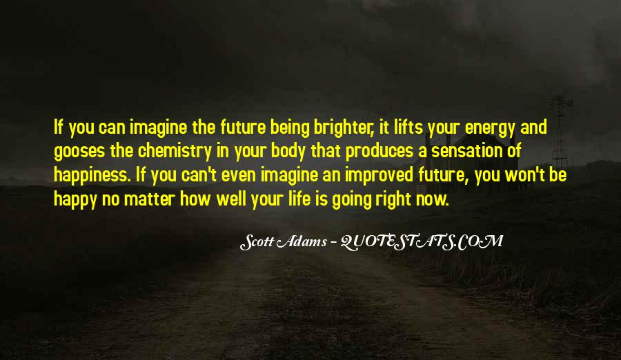 Quotes About Brighter Future #1142745