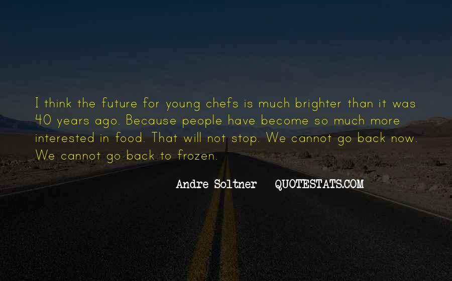 Quotes About Brighter Future #1790705