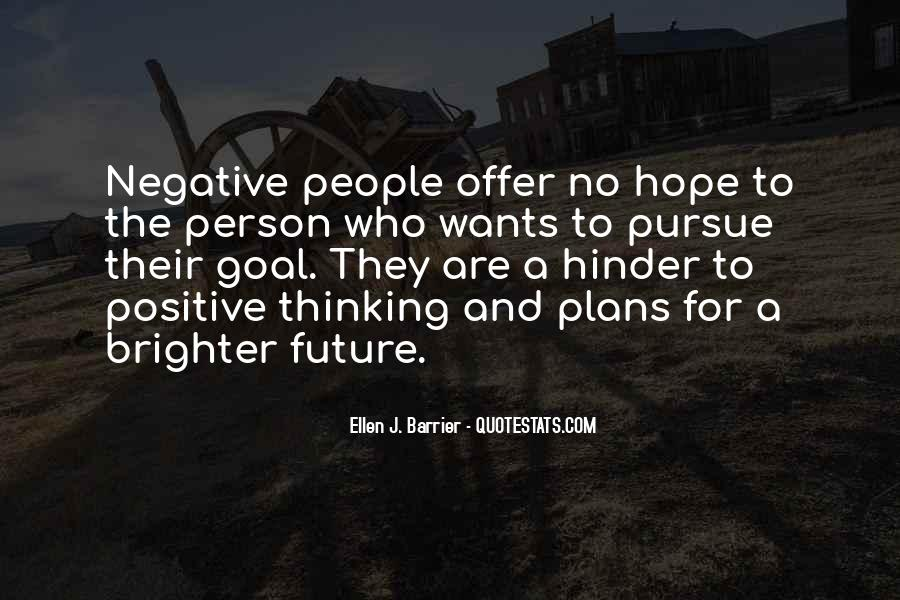 Quotes About Brighter Future #290248