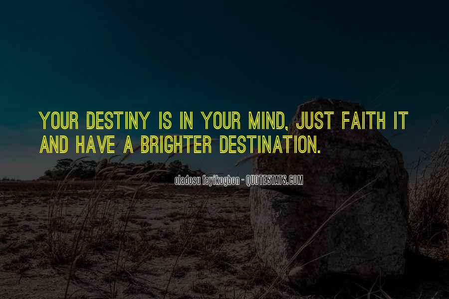 Quotes About Brighter Future #39509