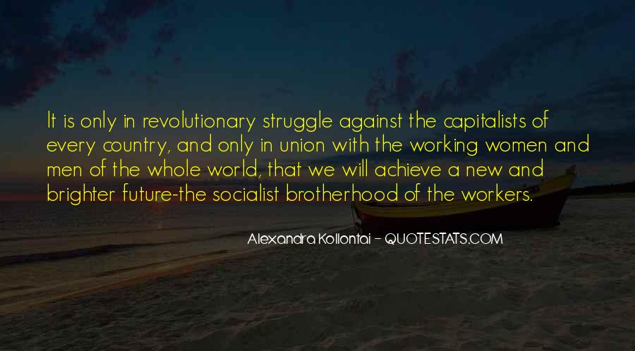 Quotes About Brighter Future #771501