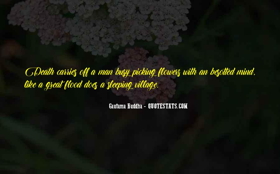 Quotes About A Village #124339