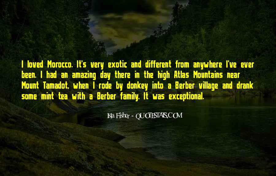 Quotes About A Village #137739