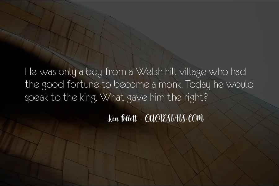 Quotes About A Village #244046