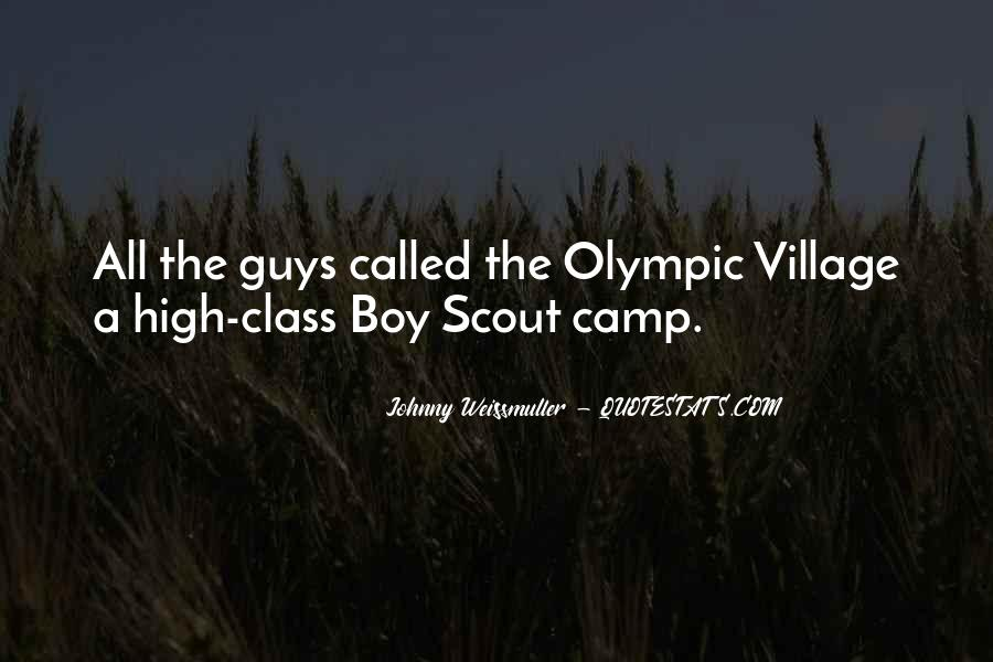 Quotes About A Village #24528