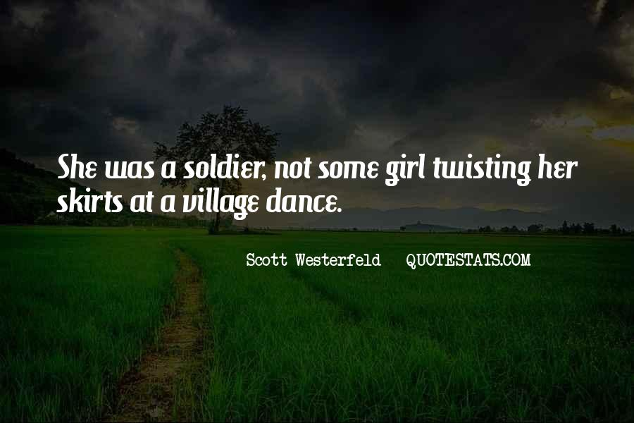 Quotes About A Village #28194