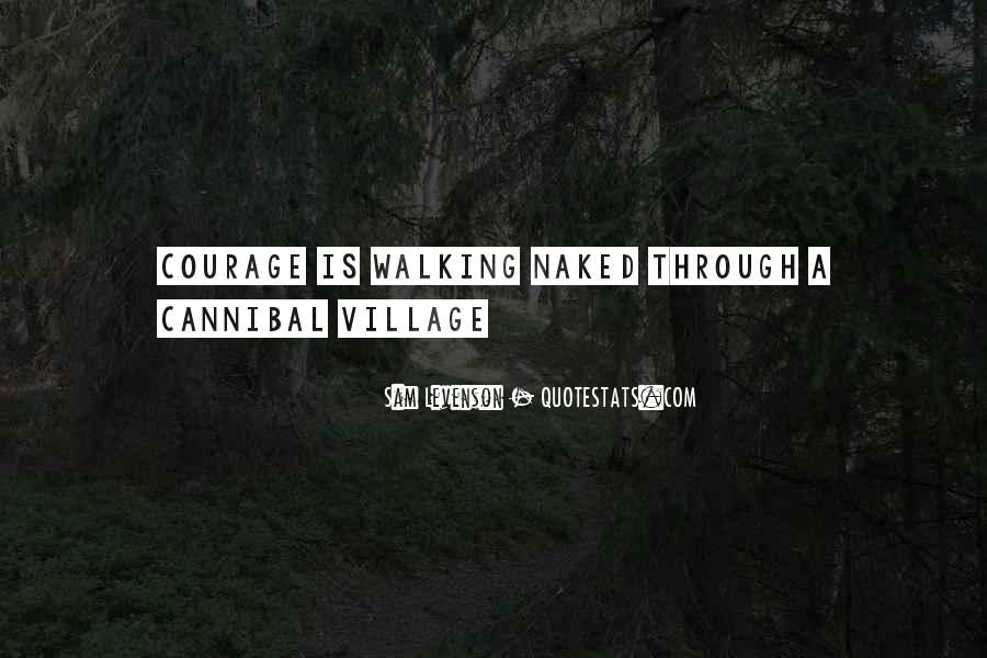 Quotes About A Village #33186