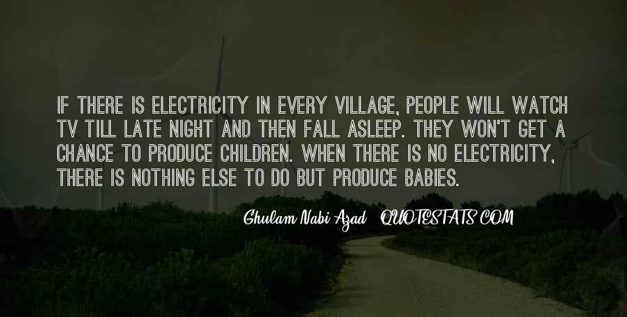Quotes About A Village #43470