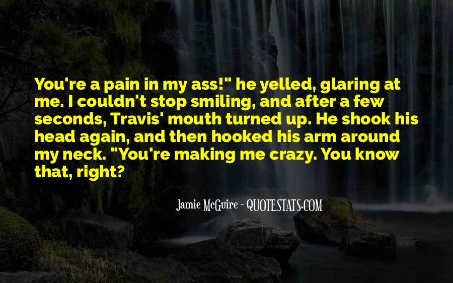 Quotes About Smiling Without You #19207