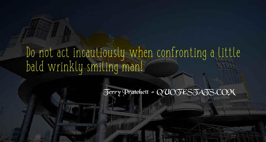 Quotes About Smiling Without You #8045