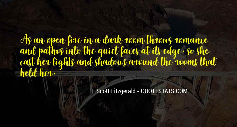 Quotes About Lights And Shadows #1105358