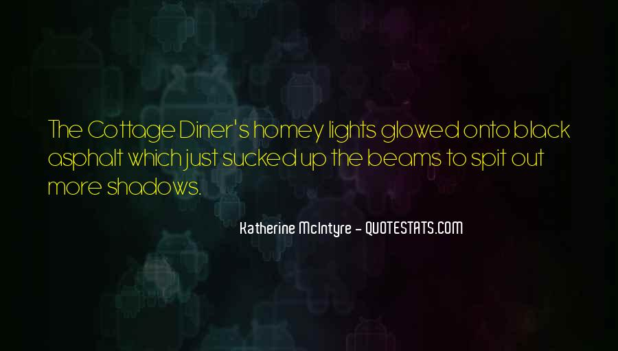 Quotes About Lights And Shadows #816692
