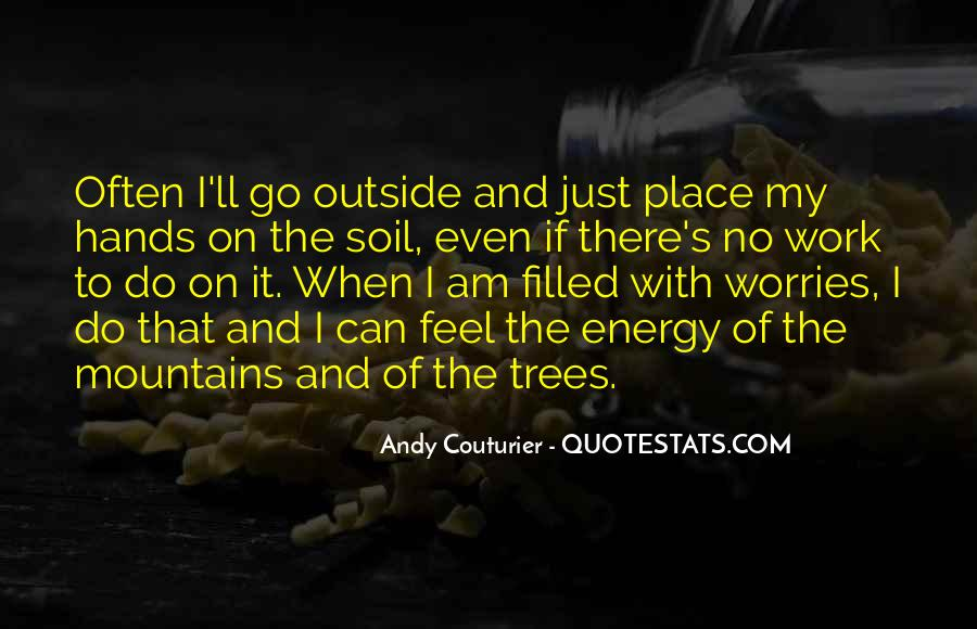 Quotes About Trees And Community #56894