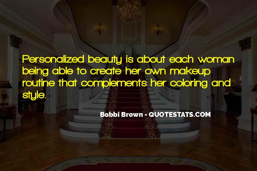 Quotes About Personalized #1850161
