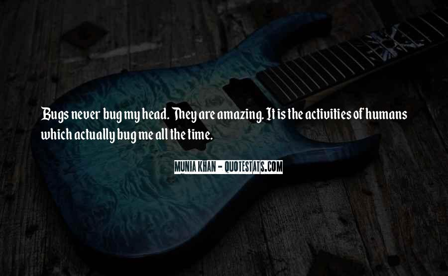 Quotes About Activities #100112