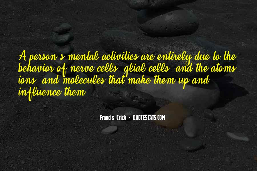Quotes About Activities #104831