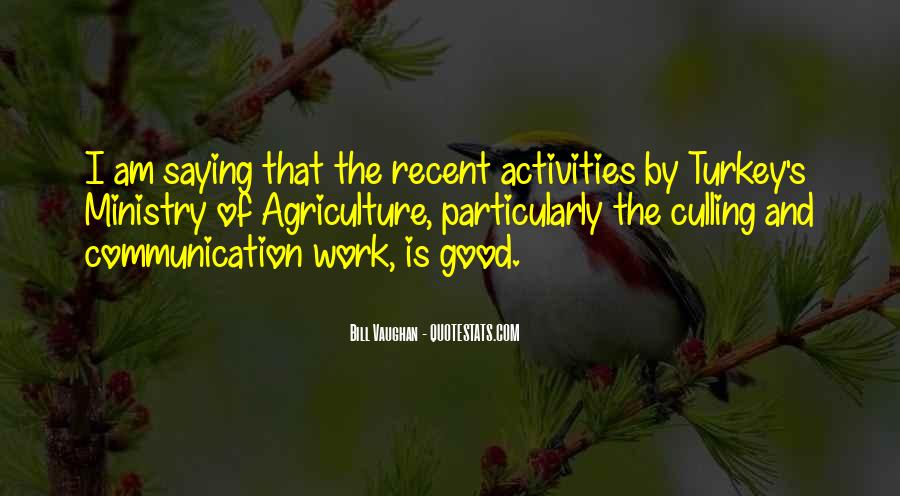 Quotes About Activities #108575