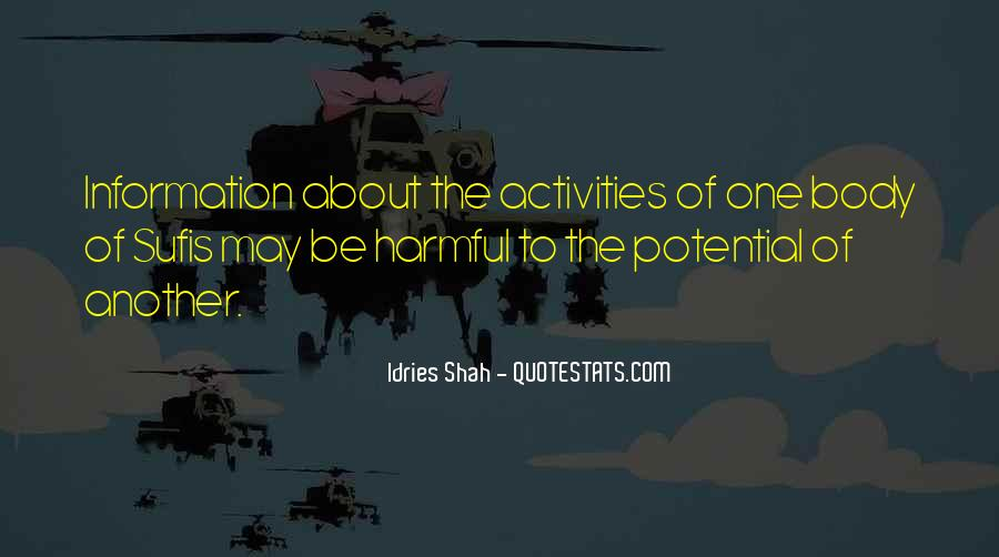 Quotes About Activities #150955