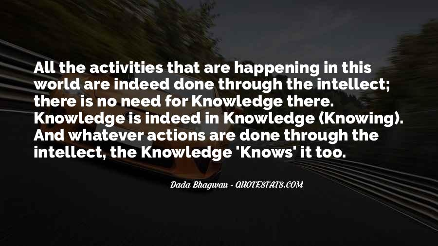 Quotes About Activities #16624