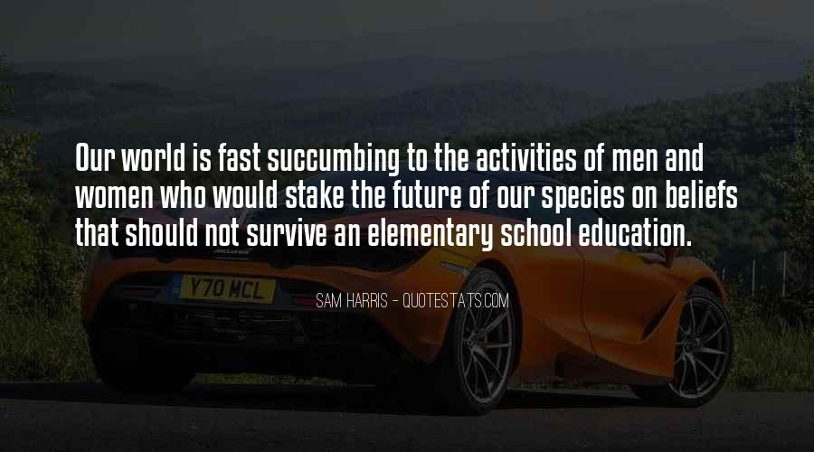 Quotes About Activities #18374