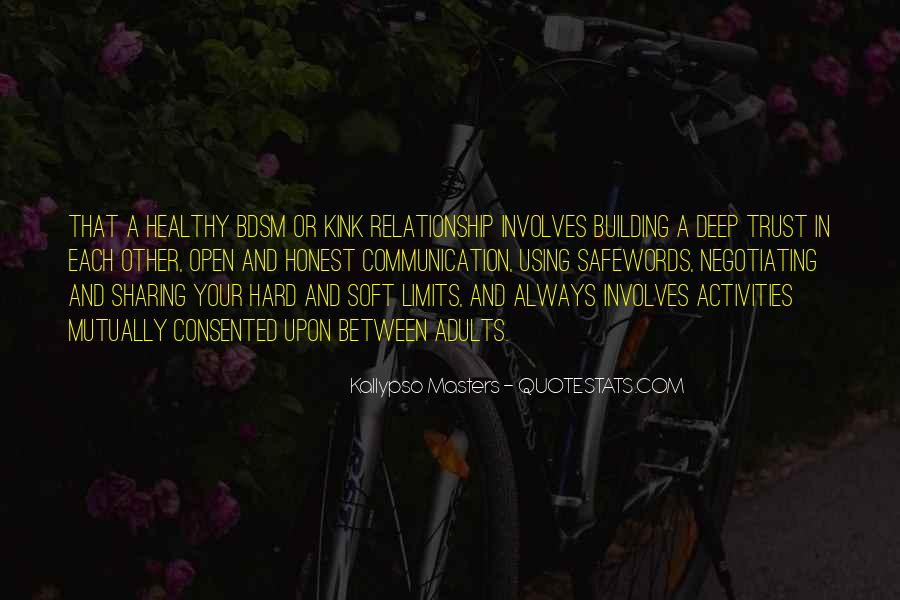 Quotes About Activities #3607