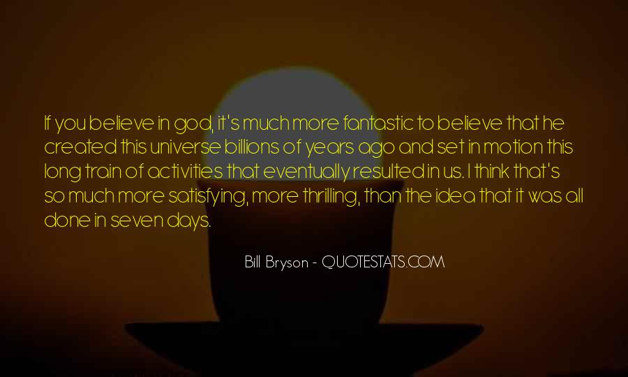 Quotes About Activities #41861