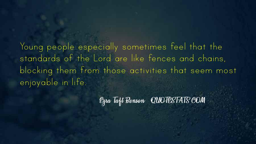 Quotes About Activities #57667