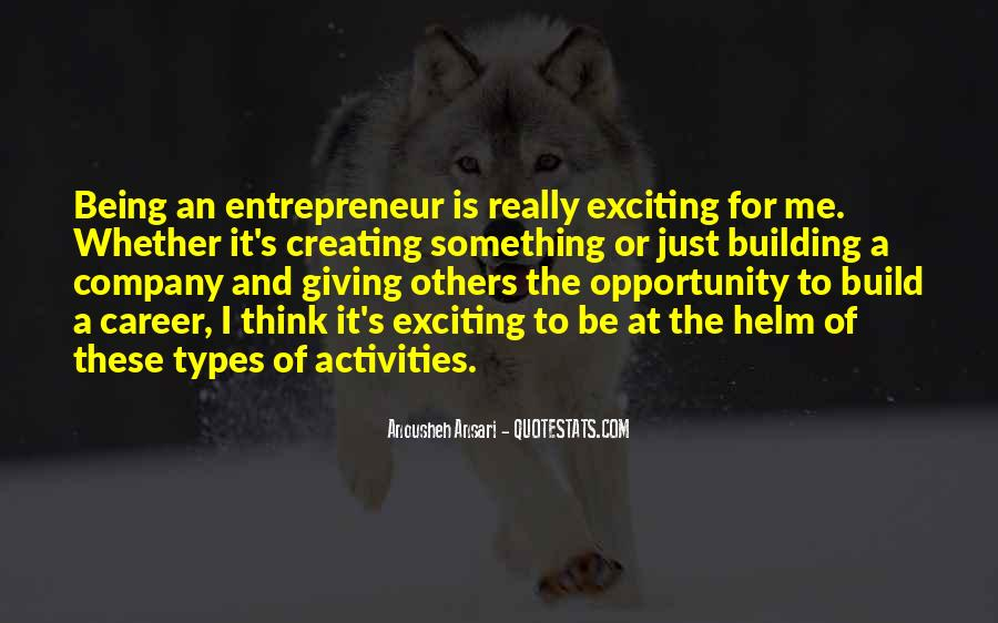 Quotes About Activities #70393