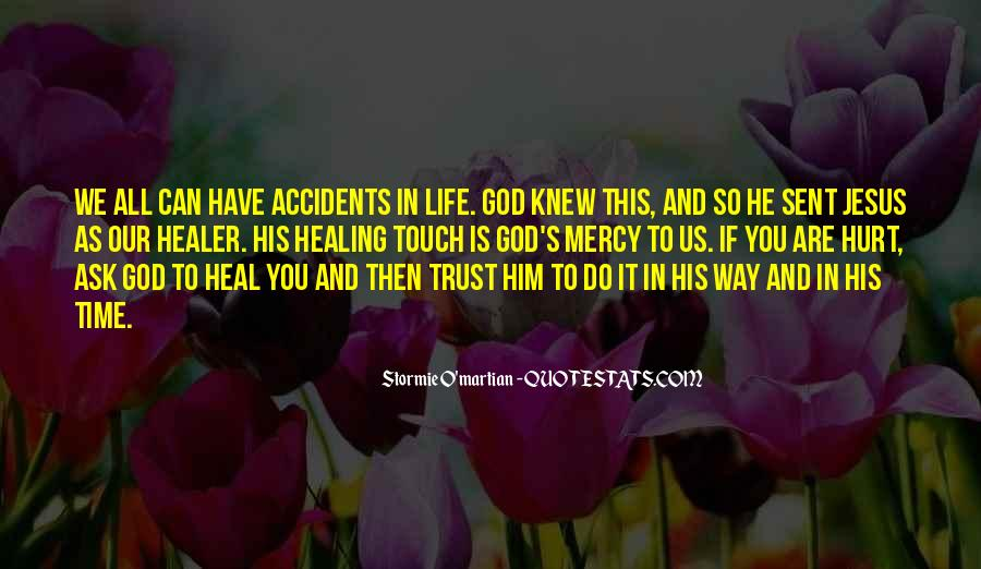 Quotes About Jesus The Healer #1643449