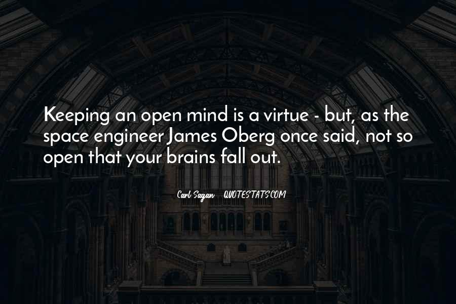 Quotes About Keeping An Open Mind #1295817