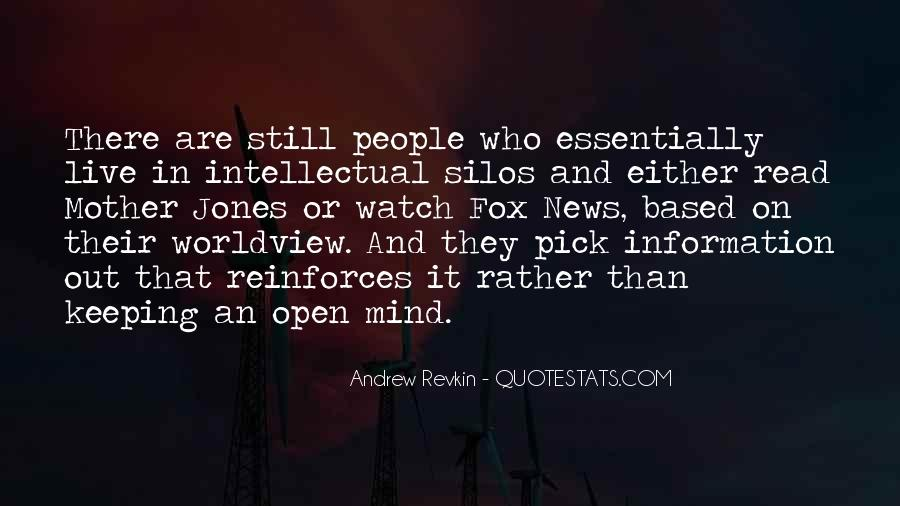 Quotes About Keeping An Open Mind #232583