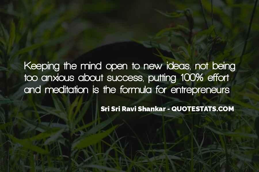 Quotes About Keeping An Open Mind #422201
