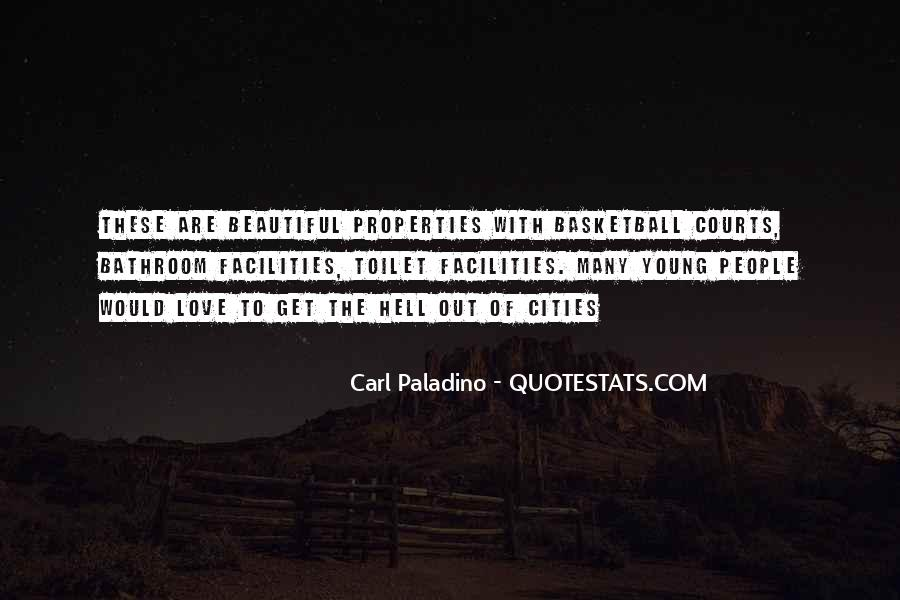 Quotes About Beautiful Cities #1806