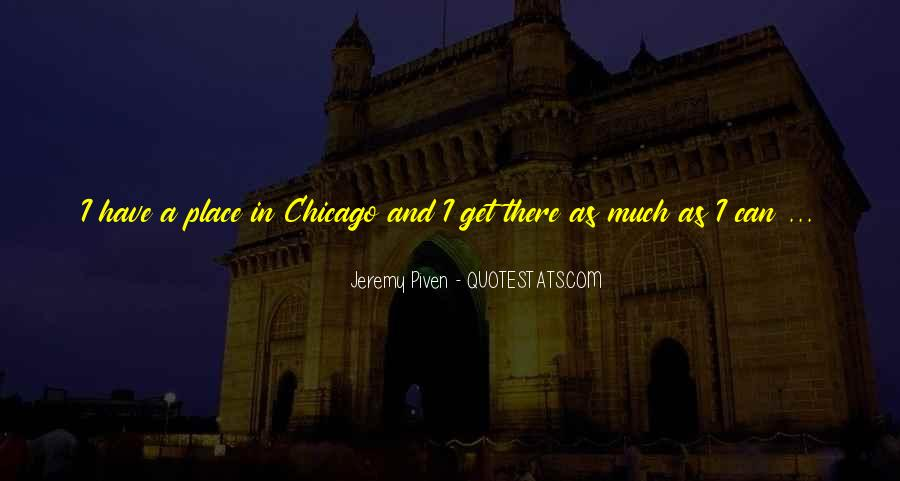 Quotes About Beautiful Cities #1838387