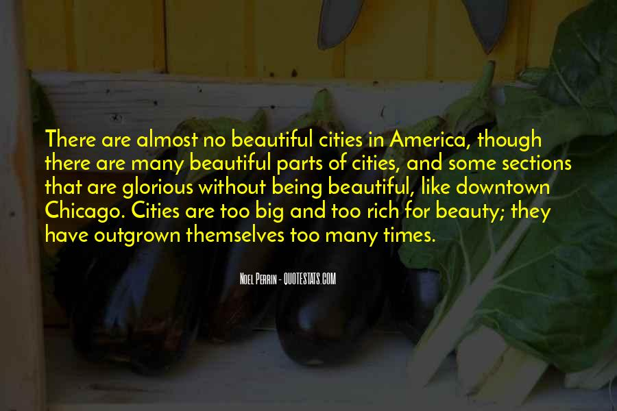 Quotes About Beautiful Cities #56803