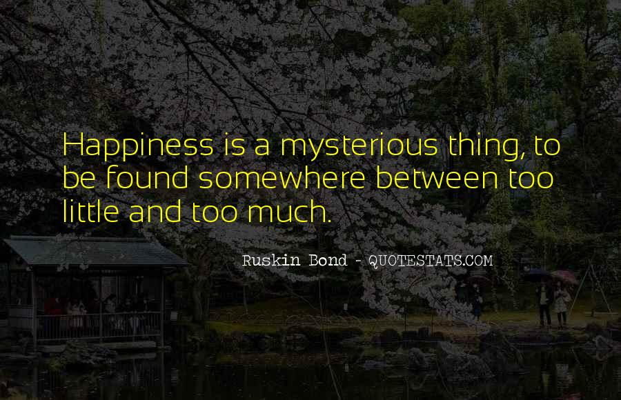 Quotes About Happiness In The Little Things In Life #398910