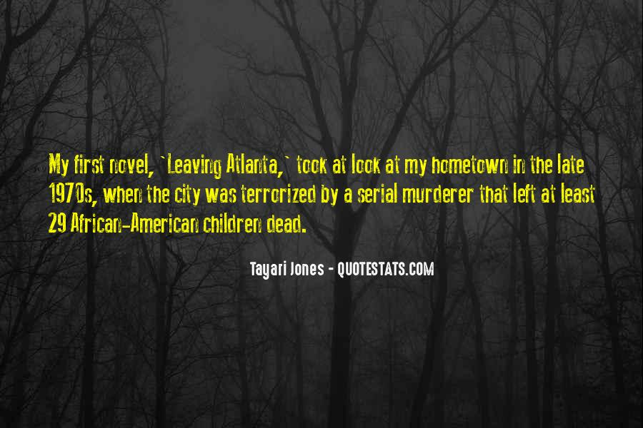 Quotes About Atlanta #272