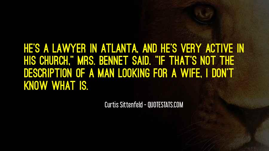 Quotes About Atlanta #274646