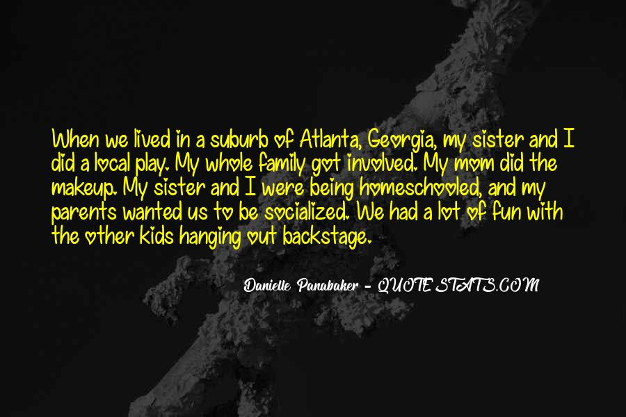 Quotes About Atlanta #300220
