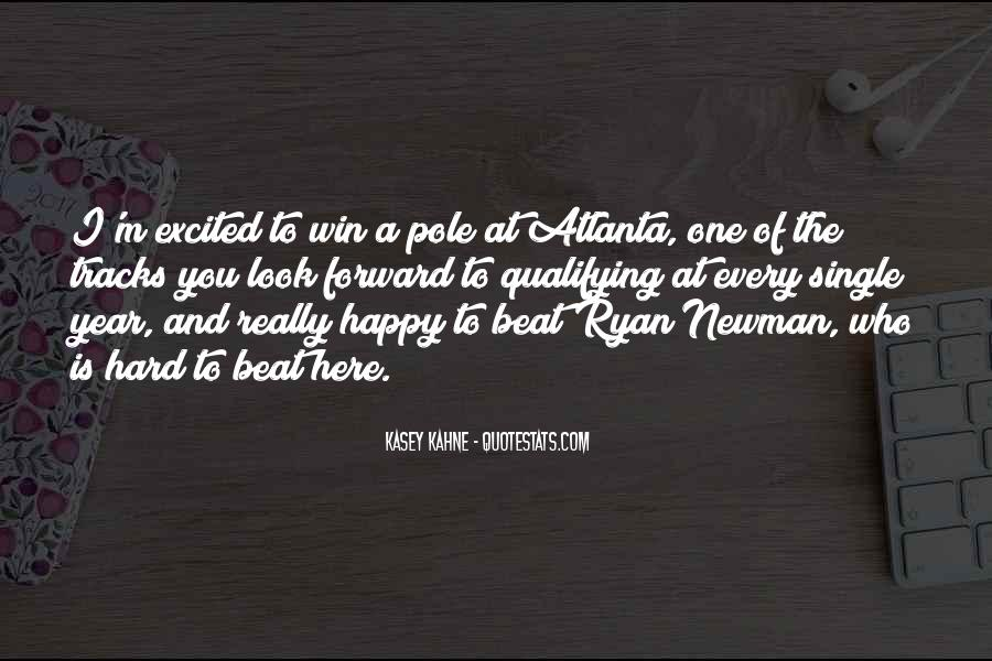 Quotes About Atlanta #385787