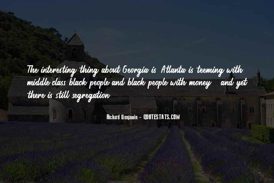 Quotes About Atlanta #489303