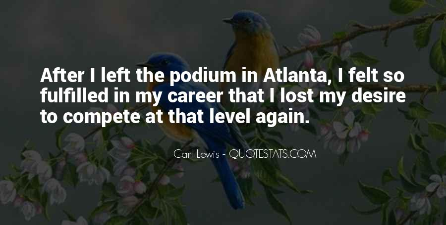 Quotes About Atlanta #804113