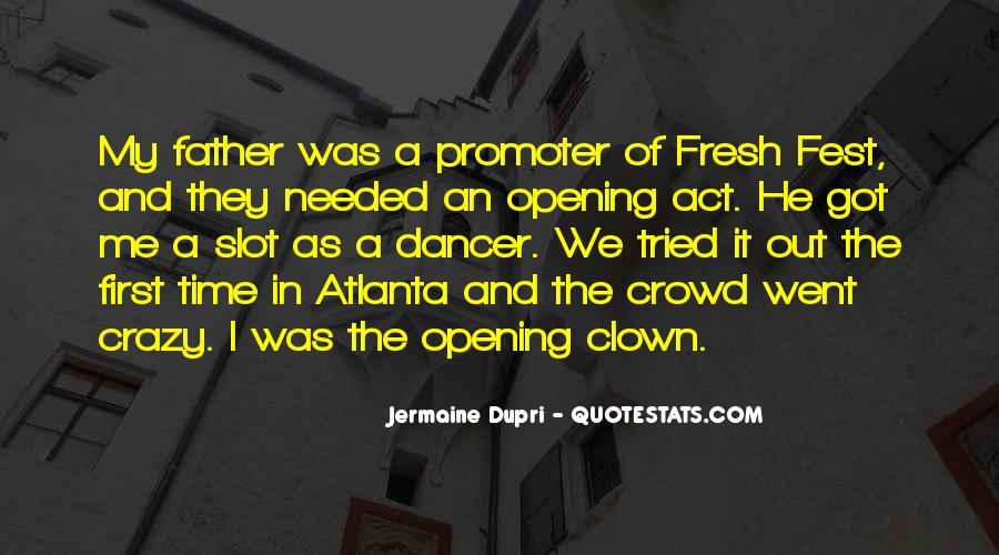 Quotes About Atlanta #815200