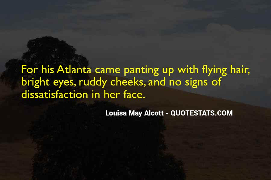 Quotes About Atlanta #820508